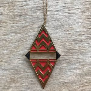 House of Harlow Aztec Necklace